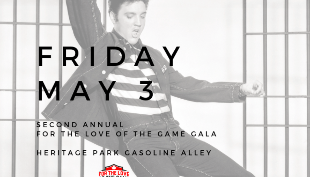 For the Love of the Game 2019 Gala Dinner